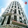 Plate-forme Zlp500 suspendue par aluminium provisoire pour la construction