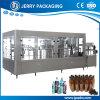 Lavage des bouteilles automatique d'eau potable machine 3 in-1 recouvrante remplissante