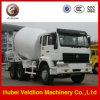 6X4 336HPのコンクリートミキサー車のトラック8m3