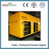 producción de energía diesel eléctrica insonora del generador de 700kw Sdec