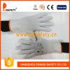 Ddsafety 2017 Handschoen van het Werk van 13 van de Maat de Nylon van de Polyester Naadloze Witte Punten van pvc