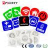 Etiquetas Especialmente Diseñadas de MIFARE RFID NFC para los Media Sociales