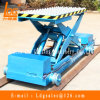 auf Track Electric Hydraulic Scissor Aerial Work Lift Platform (SJY0.5-1.1)