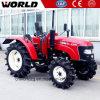 4X4 de Tractor van het landbouwbedrijf met Allerlei De Instrumenten van het Landbouwbedrijf