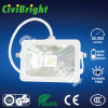 Reflector al aire libre blanco de las luces 30W LED de la naturaleza IP65