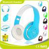 O vário tema denomina auriculares do rádio dos auriculares de Bluetooth