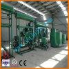 L'olio per motori dell'automobile utilizzata ricicla la pianta all'olio della base di alta qualità