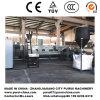 El HDPE usado forma escamas máquina de reciclaje plástica para la granulación plástica