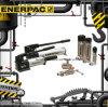 Válvulas e cilindros para o original extremo Enerpac do ambiente