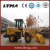 2017 판매를 위한 중국 작은 1.5 톤 바퀴 로더