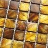 Mattonelle di mosaico madreperlacee delle coperture speciali della tintura