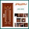 Puerta de acero de la seguridad del diseño profesional del fabricante de China, puerta de acero