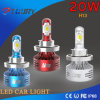Atacado 20W 5200lm LED Auto Headlight