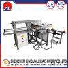 Machine en cuir semi-automatique de revêtement du coussin 0.6-0.8MPa
