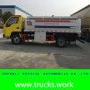 2 caminhão de petroleiro do combustível de petróleo de Forland 6wheels dos compartimentos