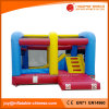 Das kommerzielle aufblasbare federnd Schloss-Plättchen, das für Kinder kombiniert ist, spielt (T3-458)
