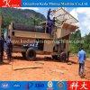 Macchina diesel di estrazione dell'oro di alta efficienza