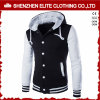 Youth College Letterman Varsity Jacket with Hoodie (ELTBQJ-535)