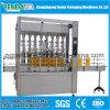 Automático de acero inoxidable Sanitario de Alimentos lineal del aceite de mesa Máquina de llenado
