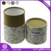 Rectángulo ambiental cosmético de empaquetado del perfume del regalo de la cartulina redonda