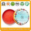 Nam de Doos van het Metaal van het Tin van de Lippenpommade voor Schoonheidsmiddelen toe