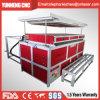 Машина Thermoforming коробки подноса контейнера пластичная