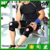 Luva do joelho da segurança do envoltório da patela da compressão do esporte da qualidade superior (HW-KS003)