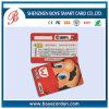 Unterzeichnung-Barcode-Mitgliedskarte PVC-Plastik-VIP