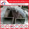 316/304 pipe carrée sans joint d'acier inoxydable