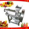 野菜にんじんのAppleのレモンジュースの作り、びん詰めにするJuicer機械