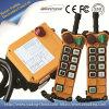 Grúa industrial portable F24-8d teledirigido de radio sin hilos