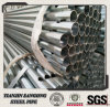 Tubo hueco redondo de los tubos de acero de las BS Galvanzied
