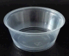 3.25oz Disposable Plastic Translucent pp. Souffle Cup/Portion Cup/Sauce Cup/Portion Pots/Container Cup