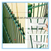 Alibaba China Exporter PVC Coated Twin Wire Mesh Fence