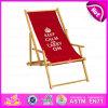 2015년 Wooden를 위한 최신 New Product Folding Beach Chair, Armrest, Hot Sale Folding Beach Chair W08g032를 가진 Cheap Folding Beach Chair