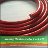 Transparen PVC Jacket 1/0AWG-18AWG Copper Condcutor Car Audio Power Cable