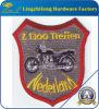 Het aangepaste Flard van de Sheriff van de Motorfiets Militaire