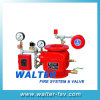 Válvula de alarme do dilúvio do ferro de molde