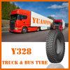 Pneu do caminhão, pneumático do tubo interno (11.00r20, 12.00r20), pneumático radial