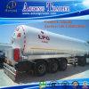 De Semi Aanhangwagen van de Tanker van het propaan met Facultatief Volume