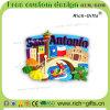 Ricordo ecologico personalizzato San Antonio (RC-US) dei magneti del frigorifero dei regali promozionali