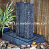 Patio / Backyard / Garden Water Features, Black Granite Stone Tower Fountain
