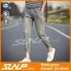 Noni jeans di alta qualità del cotone degli uomini del denim di base su ordinazione di usura