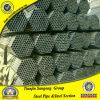 tubulação de aço de 1/2  Sch 40 Galvanzied de China para o material de construção