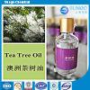 Huile essentielle organique pure d'arbre de thé