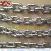 Il ferro DIN766 mette la catena a maglia in cortocircuito d'acciaio galvanizzata