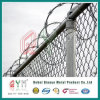 Сетка колючей проволоки высокия уровня безопасности Concertina на загородке авиапорта PVC верхней части Coated