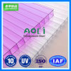 10 anni di Warranty Building Material con Protection UV Polycarbonate Sheets