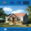 Chambre préfabriquée de module de villa rurale en acier légère à bas prix