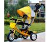 Billig 4 in 1 Kind-Dreirad scherzt Trike Baby-Dreirad